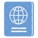 Passport Citizen Documents Icon