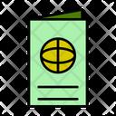 Passport Tour International Icon