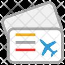 Passport Id Visa Icon