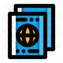 Passport International Tour Icon