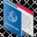 Passport Icon