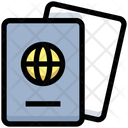 Passport Id Proof Passport Document Icon