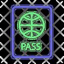 Passport Travel Id Travel Pass Icon