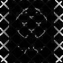 Passport Travel Immigration Icon
