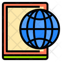 Passport Travel Visa Icon