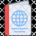 Passport Travel Documents Visa Icon