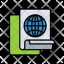 Passport Pass Identification Icon