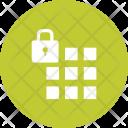 Password Passcode Lock Icon