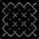 Password Pattern Lock Icon