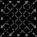 Password Pattern Scan Icon
