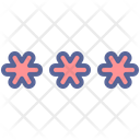 Protection Security Asterisk Icon