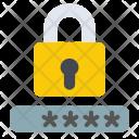 Password Protection Lock Icon