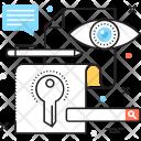 Password Passkey Security Icon