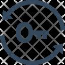 Password Recovery Reset Icon