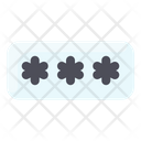 Payment Finance Password Star Icon