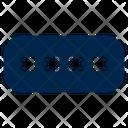 Password Encrypt Development Icon