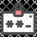 Password Login Entry Icon