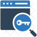 Password Key Protected Icon