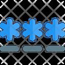 Password Interface Essentials Icon