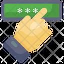 Password Passcode Security Icon