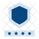 Security Protection Encrypted Icon