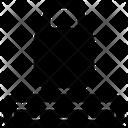 Password Padlock Online Icon