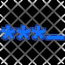 Password Key Security Icon