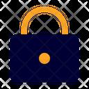 Password Padlock Privacy Icon