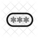 Password Pin Number Icon