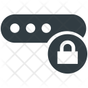 Password Protection Security Icon