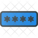 Password Security Interface Icon