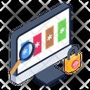 Password Analysis Icon