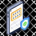 Password Authorization Icon