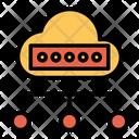 Password Cloud Icon