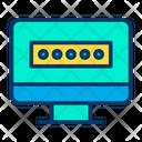 Password Computer Icon