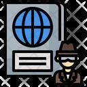 Password Detective Icon