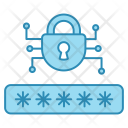 Password encryption Icon