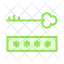 Password Key Icon