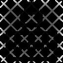 Monitor Lock Lock Security Icon