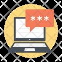 Password Notification Icon