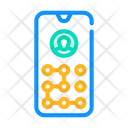 Password Pattern Password Privacy Icon