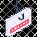 Password Phishing Icon
