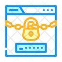 Password Policy Password Lock Icon