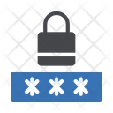 Lock Password Vpn Icon