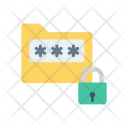 Password Protected Folder Icon