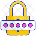 Protection Security Password Icon