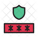 Password Security Vpn Icon