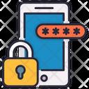 Lock Password Security Icon