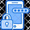 Password Protection Icon