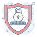 Digital Security Passkey Privacy Password Security Icon